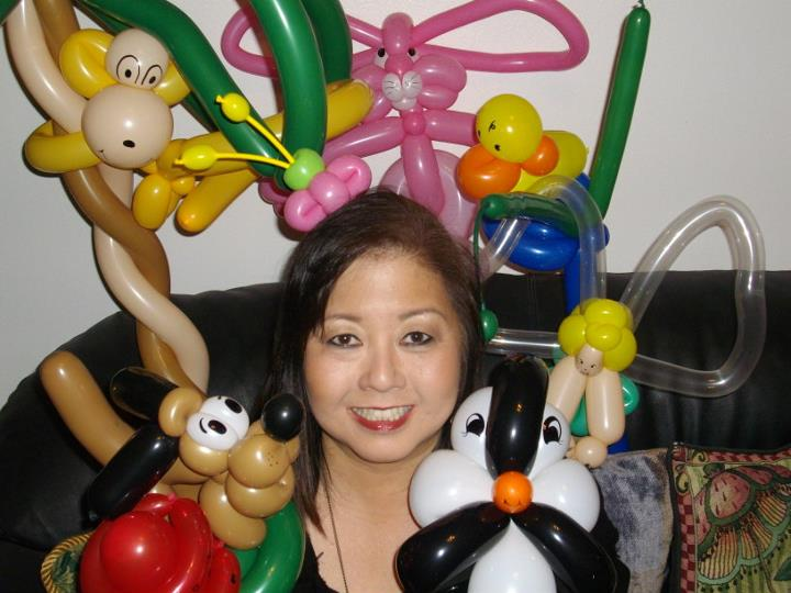Suzette Arita Balloon Animals